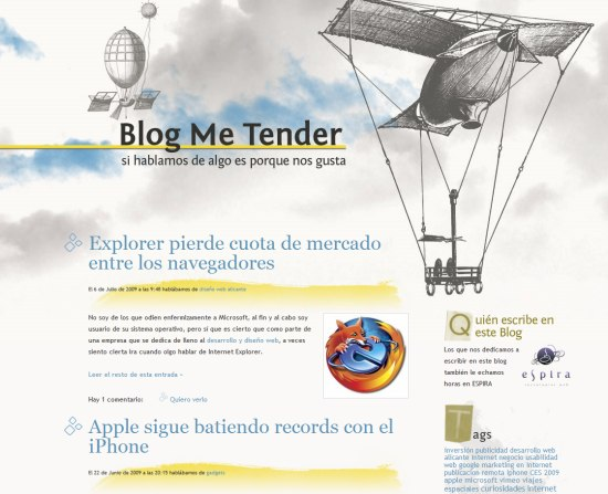 blogmetender Graphic design – part 3