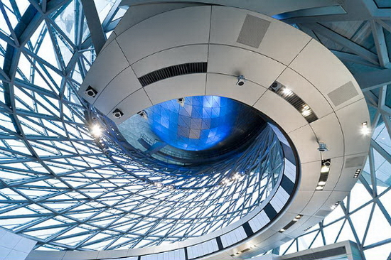bmw welt 5772 10+ Architectural Concepts