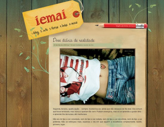iemai Graphic design – part 3