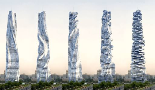 moving tower Architecture   Proposal