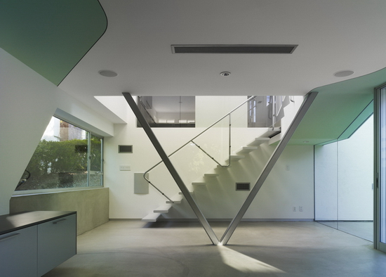 1020 2 Utopian Alan Voo House | Neil M. Denari Architects