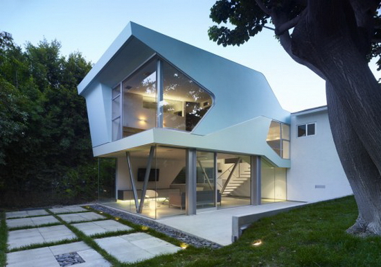 1167 2 Utopian Alan Voo House | Neil M. Denari Architects