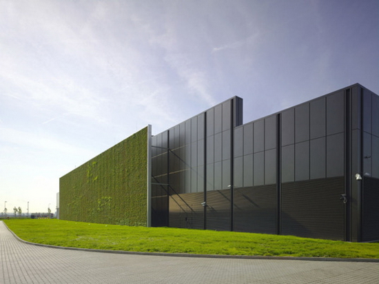 citidata ed3 World's First LEED Platinum Data Center   Germany