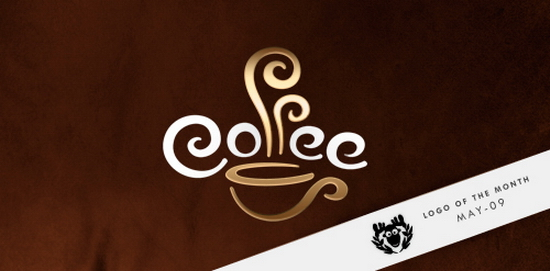cofeecup award 25+ Best Logo Designs