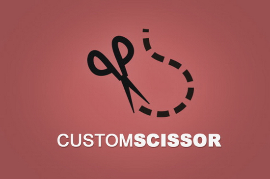 customscissor 25+ Best Logo Designs