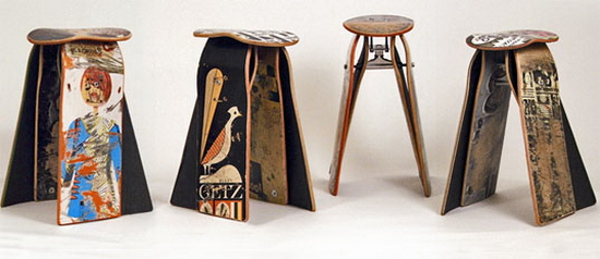deckstool11 Thrashed Boards to Treasure