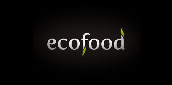 ecofood 25+ Best Logo Designs