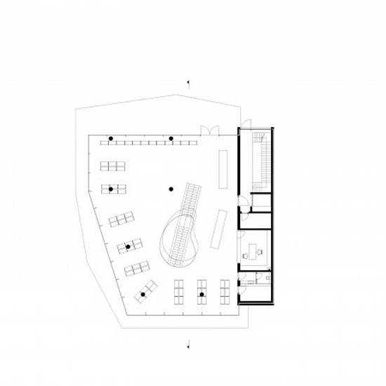 1253200221 ground floor plan  Blaas General Partnership / monovolume