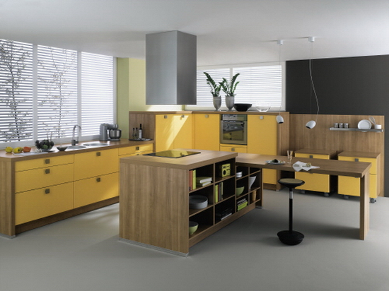 ALNOLOOK 270000 transitional kitchens Contemporary Kitchen Designs from Alno