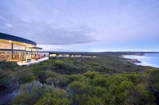 lead Max Pritchard Architect   Southern Ocean Lodge
