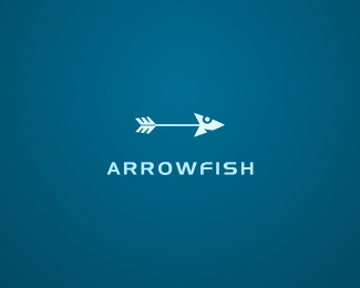 ARROWFISH 45+ Most Simple and Clear LOGOs