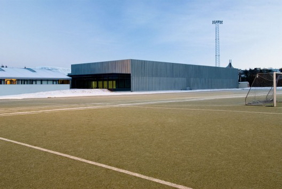 Armann Sports Club 2 PK Arkitektar   Armann Sports Club