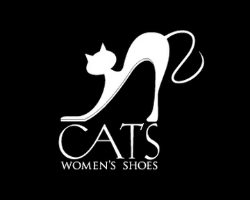 CATS 45+ Most Simple and Clear LOGOs