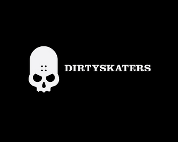 DIRTYSKATERS 45+ Most Simple and Clear LOGOs