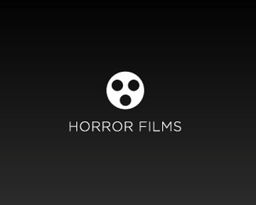 HORROR FILMS 45+ Most Simple and Clear LOGOs