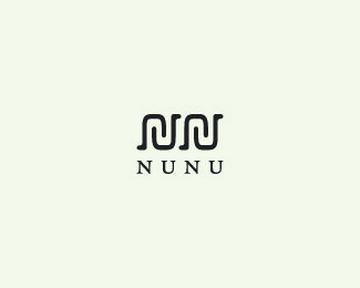 NUNU 45+ Most Simple and Clear LOGOs