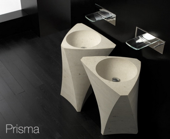 Prisma Bandini   Vanity Stands and Modern Sinks
