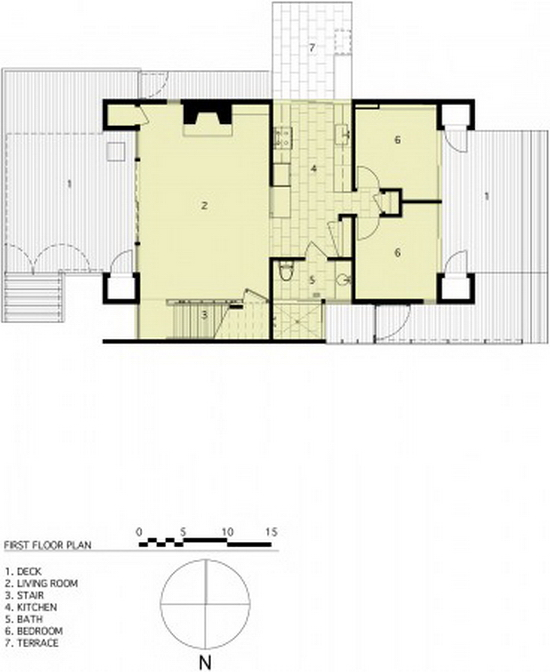 Re-cover Residence First Floor Plan