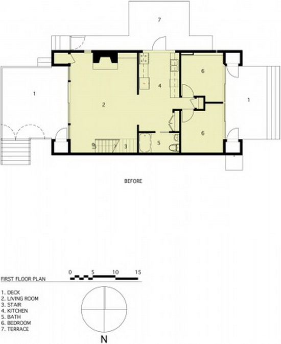 Re cover Residence 2  Bates Masi Architects | Re cover Residence