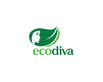 ecodiva 45+ Most Simple and Clear LOGOs