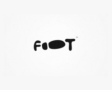 foot 35+ Astonishing and Breathtaking LoGo Designs for your Inspiration