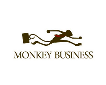monkey business1 45+ Most Simple and Clear LOGOs