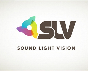 slv sound light vision 35+ Astonishing and Breathtaking LoGo Designs for your Inspiration