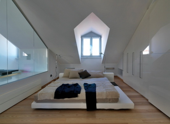 studio damilano atticus 6 Damilano | Apartment In The Attic by Studio