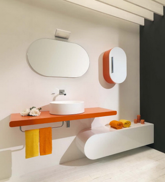 interior decorating bathroom Bathroom Furnishings with Flair | Lasa Idea
