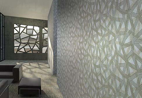 modern wallpapers Arte of Belgium   Wall Paper and Wall Coverings