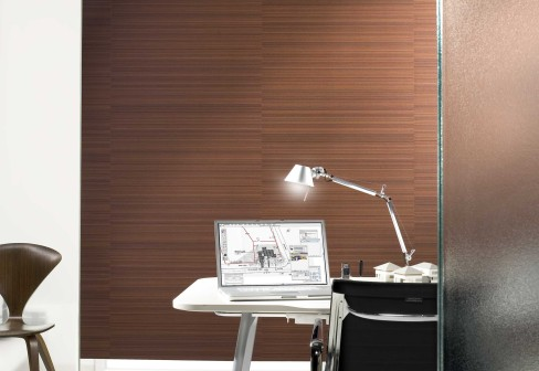 wall paper wood grain arte
