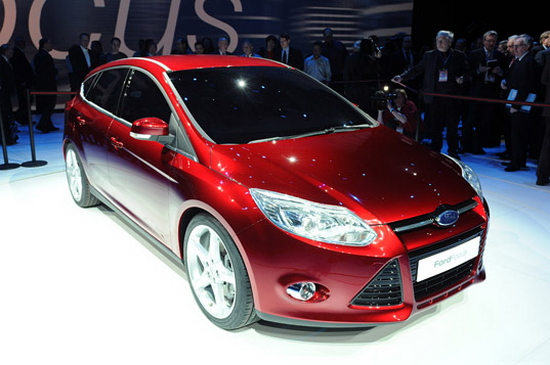 2011 ford focus 2 Detroit Auto Show | Top 5 Eco Vehicles