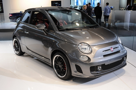 fiat500sabarthev 4 Detroit Auto Show | Top 5 Eco Vehicles