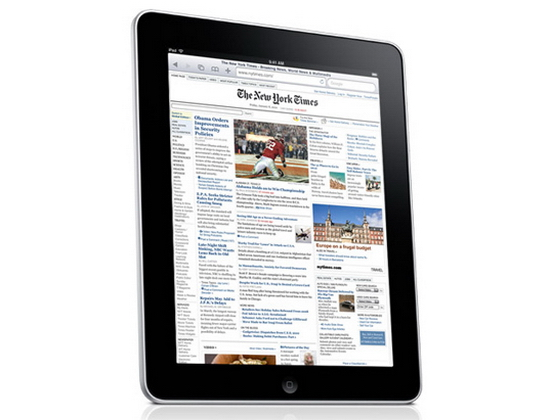ipad LEAD01 Apple iPad and how to think useless | Review