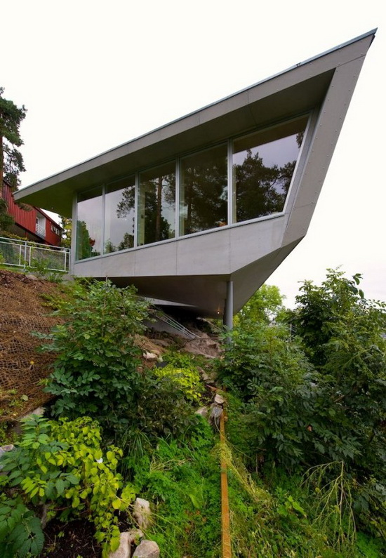 EdgeHouse 4 The Edge House by Jarmund/Vigsnæs AS Architects MNAL