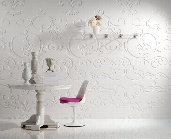 decorative panels Wallpaper Alternative: Decorative Panels