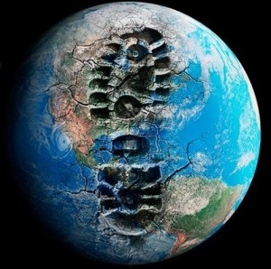The Human Footprint. 300x298 A Green Infrastructure Unlocks Several Successful Environmental Initiatives