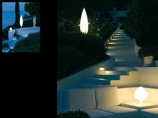 outdoor lighting design ideas vibia 2 1 Vibia Outdoor Lighting Ideas