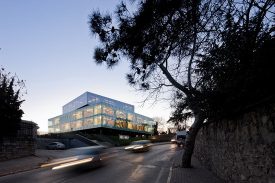 vakko haedquarters REX | Vakko Headquarters & Power Media Center
