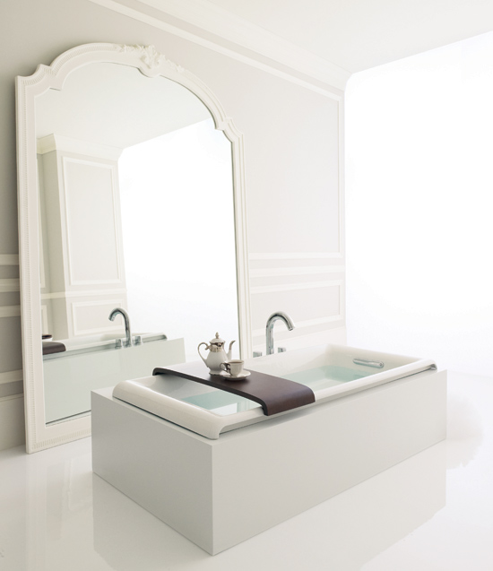 2010 bathroom trends white Top 2010 Bathroom Design Ideas