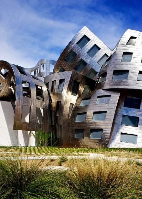 Cleveland Clinic 7 Frank Gehry | Lou Ruvo Center for Brain Health