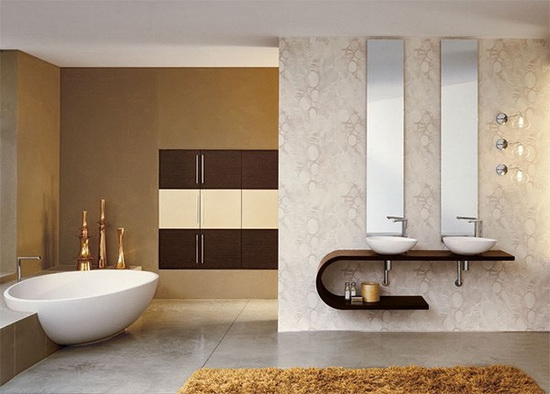 mastella vanity interior view Top 2010 Bathroom Design Ideas