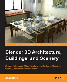 Blender 3D Architecture Book Review: Blender 3D: Architecture, Buildings, and Scenery