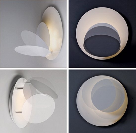 decorative wall lamp guau arturo alvarez 4 Mood Creating Lamps   Arturo Alvarez